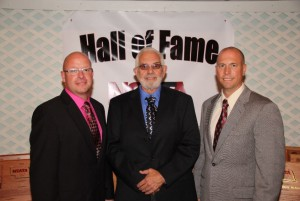 Photo (Left to right): Rob Marshall, Mac McCuistion, and Rusty McKune